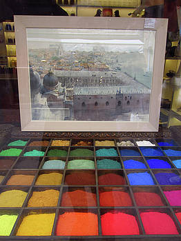 Venice Pigments by Simi Berman