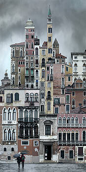 Venice ReConstruction 3 by Joan Ladendorf