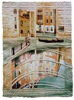Venice Reflections by Tomchuk