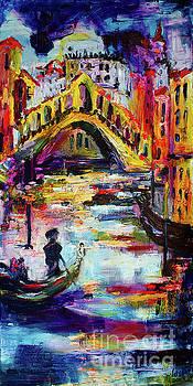 Ginette Callaway - Venice Rialto Bridge Travel Italy 2016