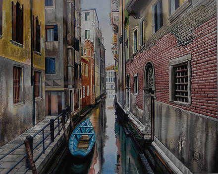 Venice by Rich Marks