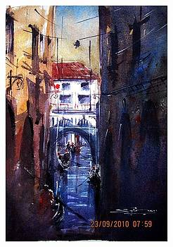 Venice by Sijimon Siddique