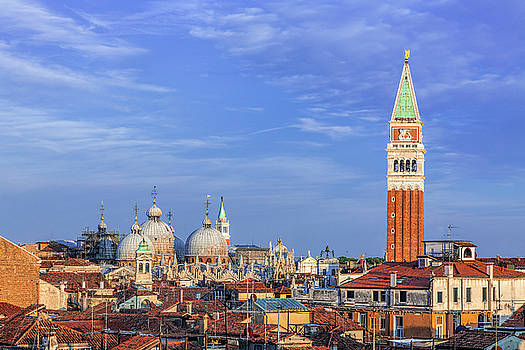 Venice Skyline by Andrew Soundarajan