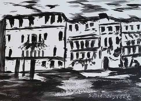 Venice Street by Sallie Wysocki