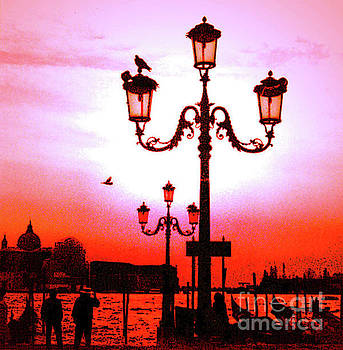 Elizabeth Hoskinson - Venice Sunset