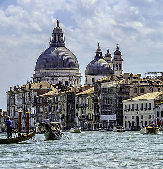 Jan Hagan - Venice Traffic