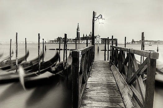 Venice View by Andrew Soundarajan