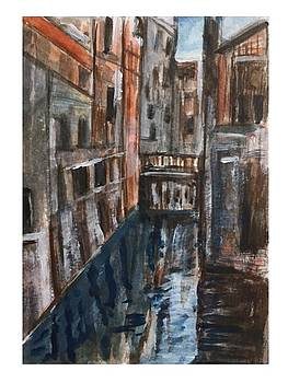 Venice View by Angela Puglisi