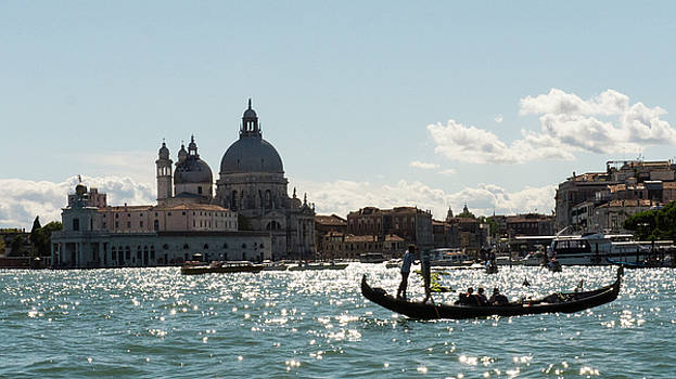 Venice view  by Tamara Sushko