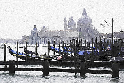 Dennis Cox - Venice Waterfront