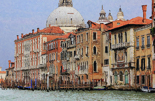 Julian Perry - Venice Waterfront