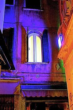 Venice Window by Natalia Radziejewska