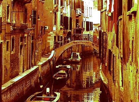 Ventitan Canal by Bill Vernon
