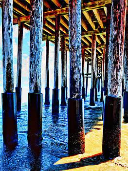Glenn McCarthy Art and Photography - Ventura Pier - California Coast