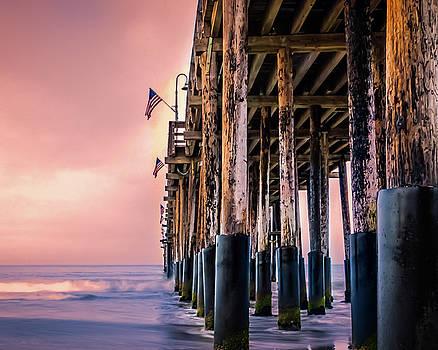 Ventura Pier by Ken Mickel
