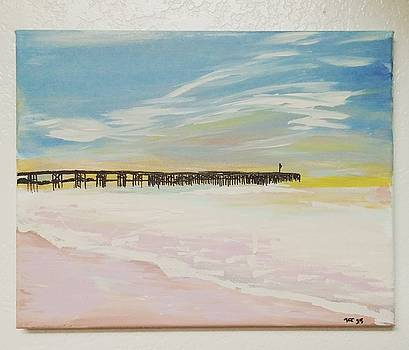 Ventura Pier by Teri O'Connor