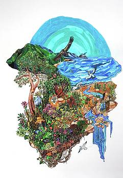 Ventura River Watershed by Sarah Holst