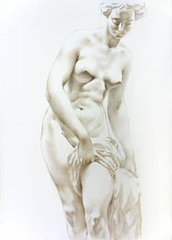 Venus 1a by Valeriy Mavlo