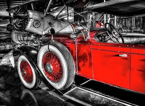 Thom Zehrfeld - Venus and The Packard