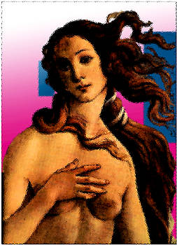 Venus Behind the Shower Door by Jerry Cooper