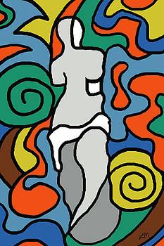 Linda Mears - Venus de Milo Imagined