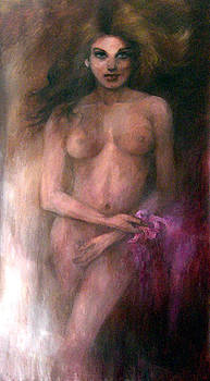 Venus by Elisabeth Nussy Denzler von Botha