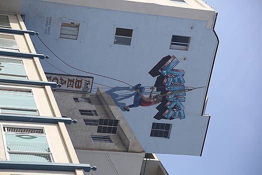 Chuck Kuhn - Venus Graffiti