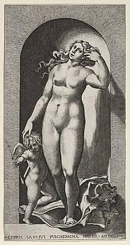 Giovanni Jacopo Caraglio - Venus in a niche