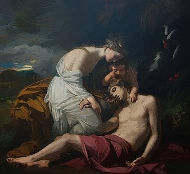 West Benjamin - Venus Lamenting The Death Of Adonis 1768