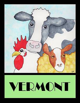 Vermont 2017 by Sarah Rosedahl