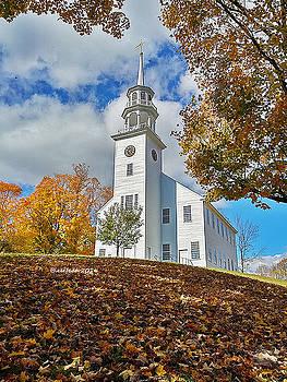 Vermont Autumn by April Bielefeldt