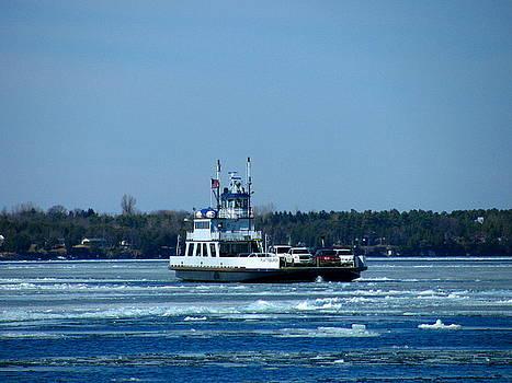 Tammy Bullard - Vermont Ferry