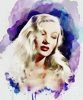 John Springfield - Veronica Lake, Hollywood Legend