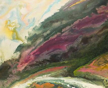Vers La Tendresse by Marc Dmytryshyn
