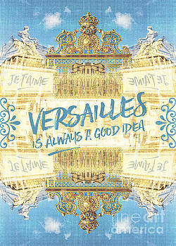 Beverly Claire Kaiya - Versailles Is Always A Good Idea Golden Gate