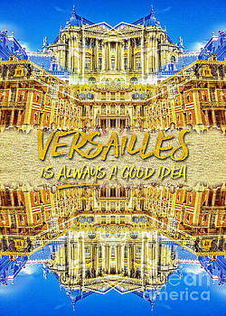 Beverly Claire Kaiya - Versailles Is Always A Good Idea Paris France