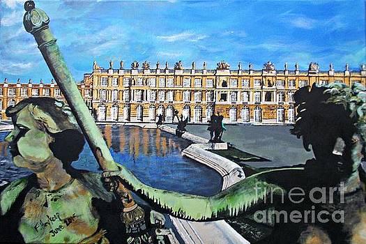 Versailles Palace by Francine Heykoop