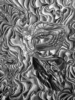 Verschmelzung 18 by Arno Schaetzle
