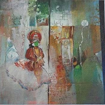 Verses on an Old Castle by Prakash Sree S N