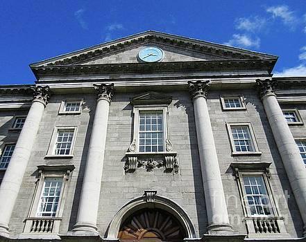 Downtown Dublin 4 by Crystal Rosene