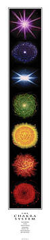 Vertical Chakras by Patrick Reilly