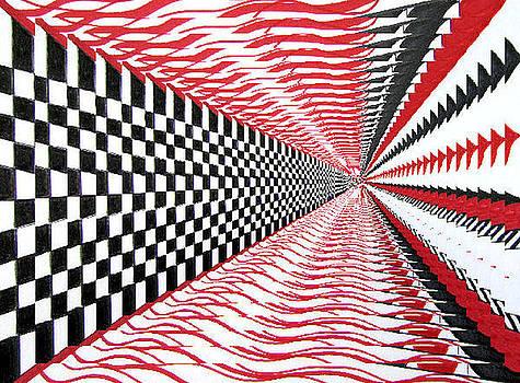 Barbara Giordano - Vertical Illusion