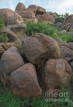 Billy Moore - Point of Rocks, Vertical Rocks