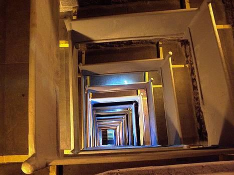 Vertigo by Lucia Vicari