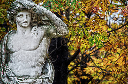 Carter Spade - Vertumnus, Dieu des jardins