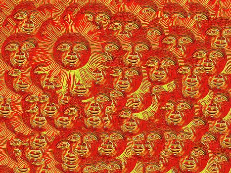 Very Sunny 1 by Bruce Iorio