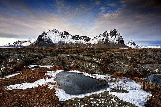 Vestrahorn by Roddy Atkinson