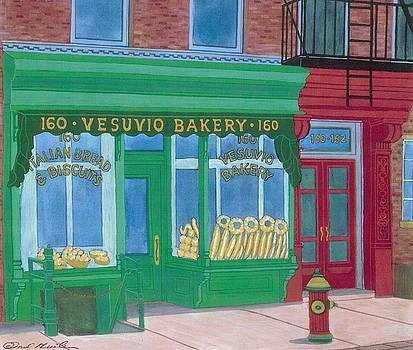 Vesuvio Bakery by David Hinchen