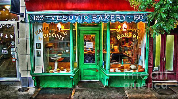 Vesuvio Bakery by Nishanth Gopinathan