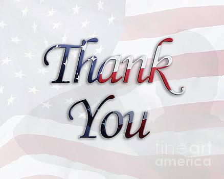 Veterans Day Salute by Anita Oakley